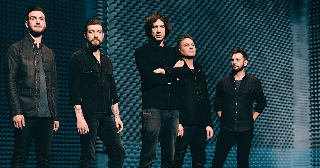 Snow Patrol heading for first UK Number 1 album in 12 years
