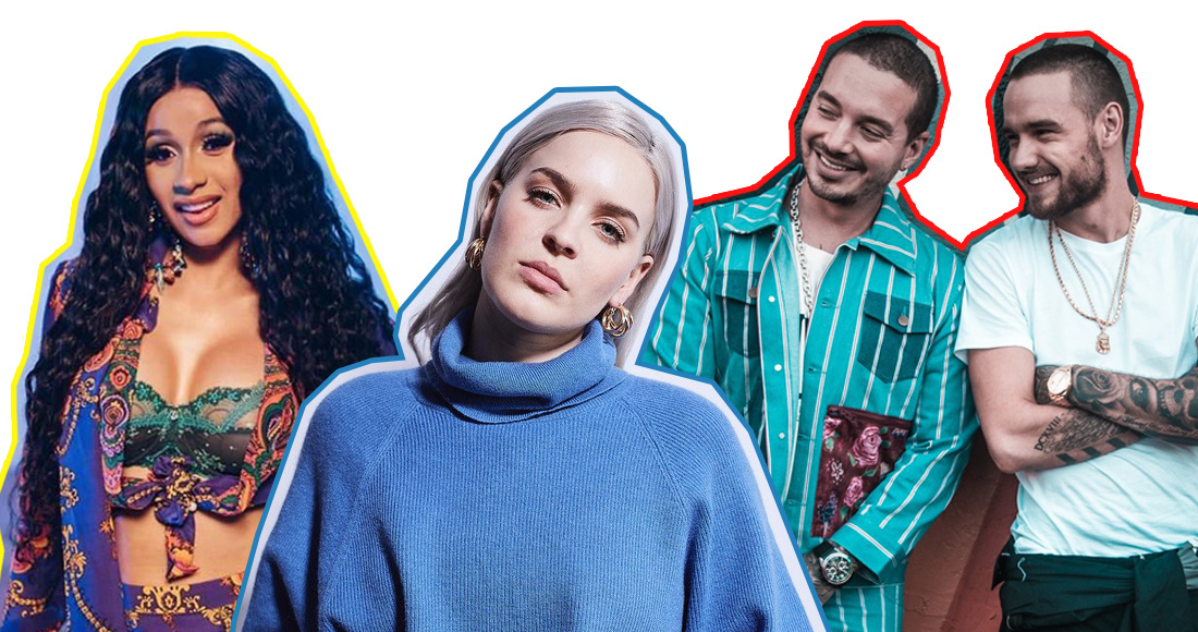 The contenders for song of the summer 2018