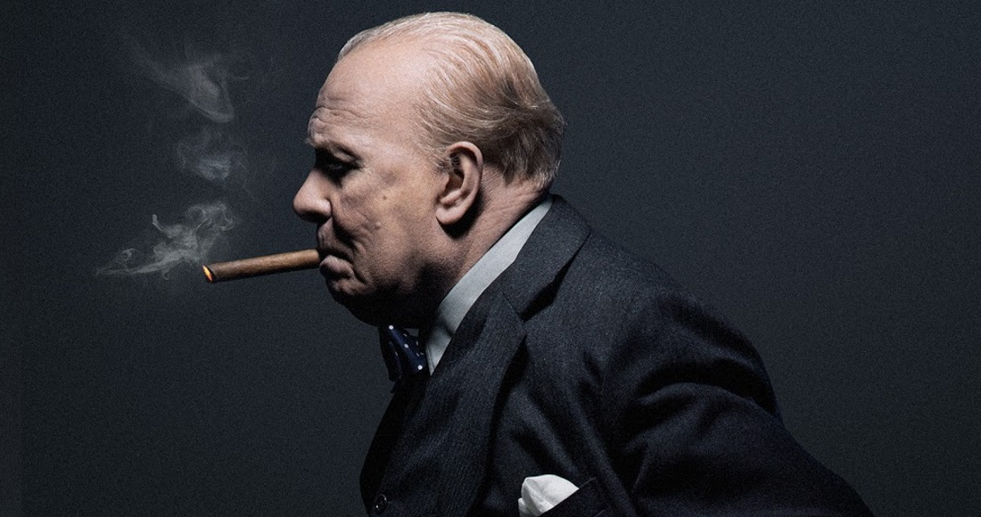 2018 Oscar winner Darkest Hour is dominating this week's Official Video Chart