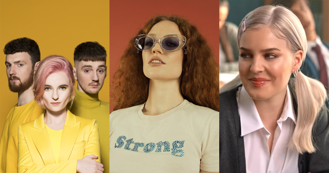 Jess Glynne, Clean Bandit, Anne-Marie battle it out for Number 1