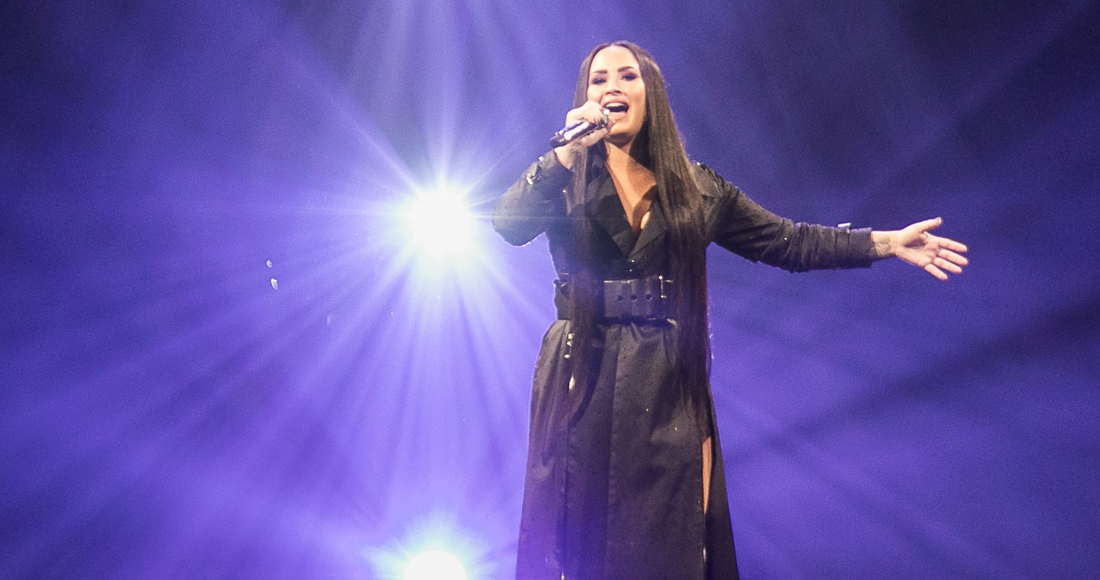 Demi Lovato pulls another UK arena show, posts rescheduled dates