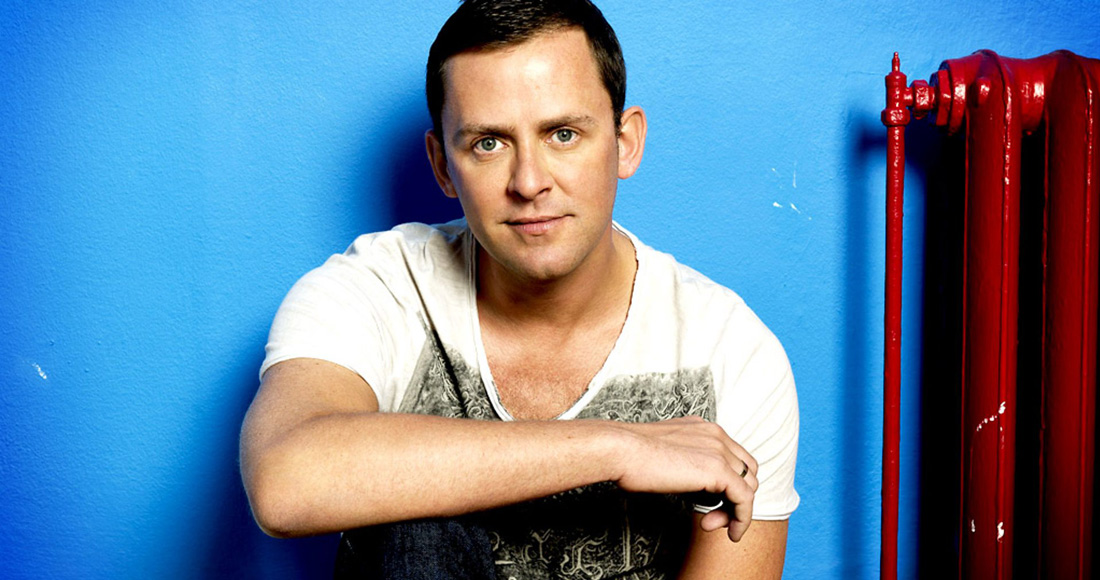 """I want the charts to be Friday's main event"": Get to know Scott Mills, Radio 1's new Official Chart host"