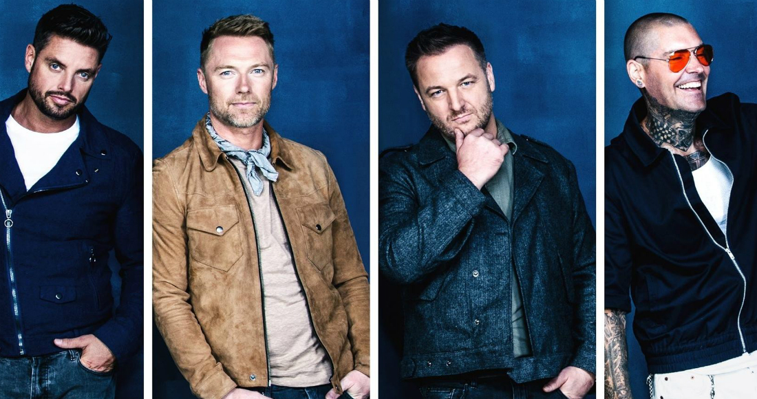 Boyzone announce farewell album and 25th anniversary tour