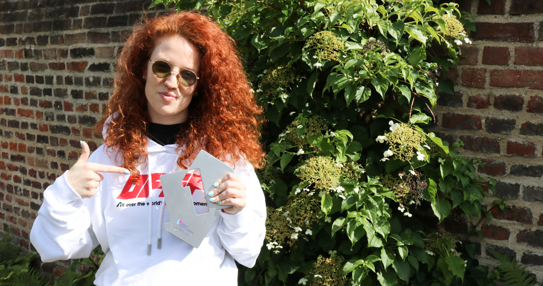 Jess Glynne claims seventh Number 1, sets new Official Chart record