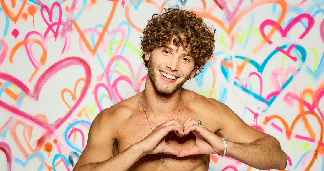 Love Island's Eyal Booker sees his band's streams surge