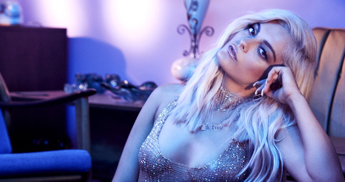 "Bebe Rexha talks debut album: ""I have anxiety attacks every day"""