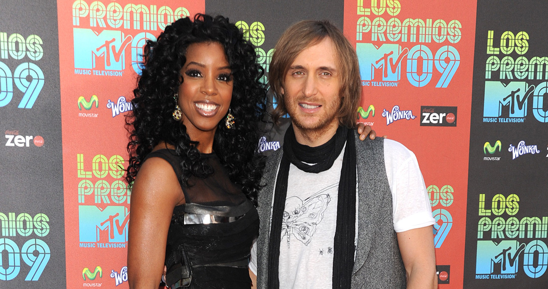 Number 1 this week in 2009: David Guetta & Kelly Rowland - When Love Takes Over