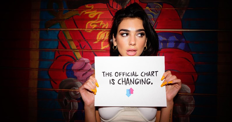 Video to enter UK's Official Singles Chart this summer