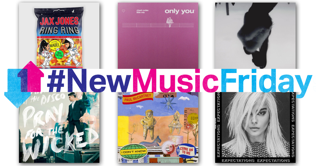 This week's new releases: Little Mix, Panic! at the Disco, more