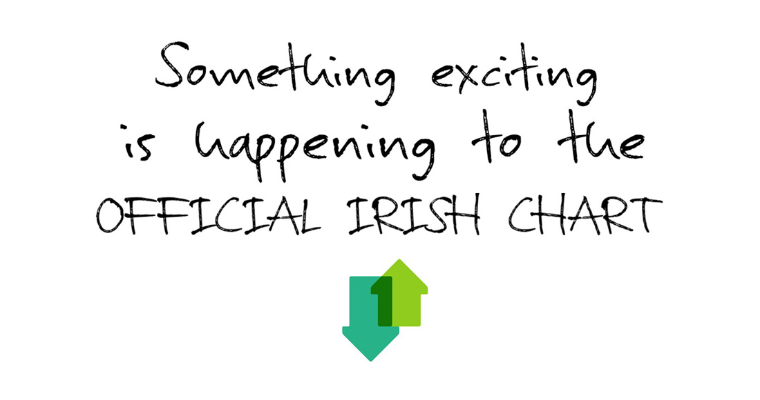 Major changes to the Official Irish Singles Chart announced