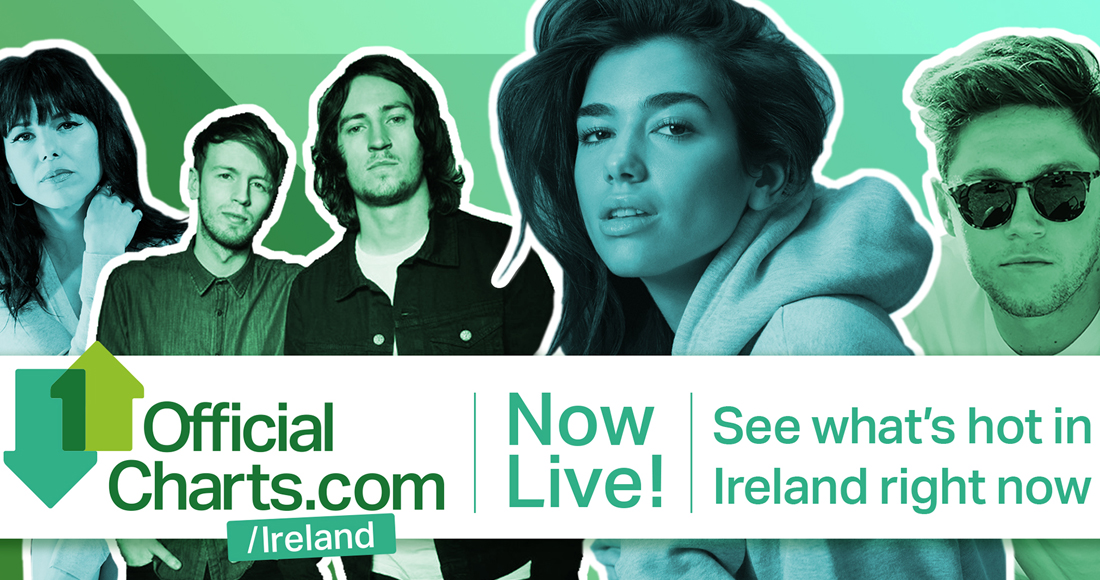 Welcome to Official Charts Ireland!