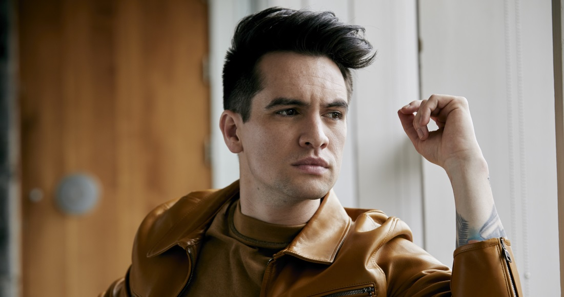 Will Panic! At The Disco score their first UK Number 1 album this week?