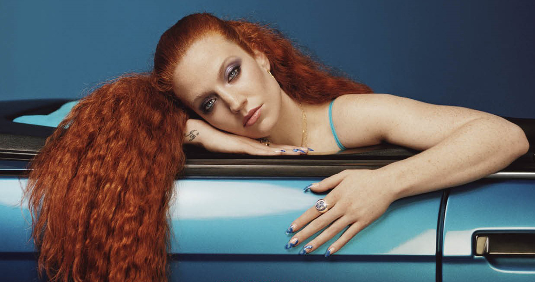 Jess Glynne's new album features an Ed Sheeran co-write