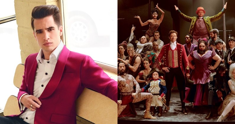 The Greatest Showman Denies Panic At The Disco First Uk