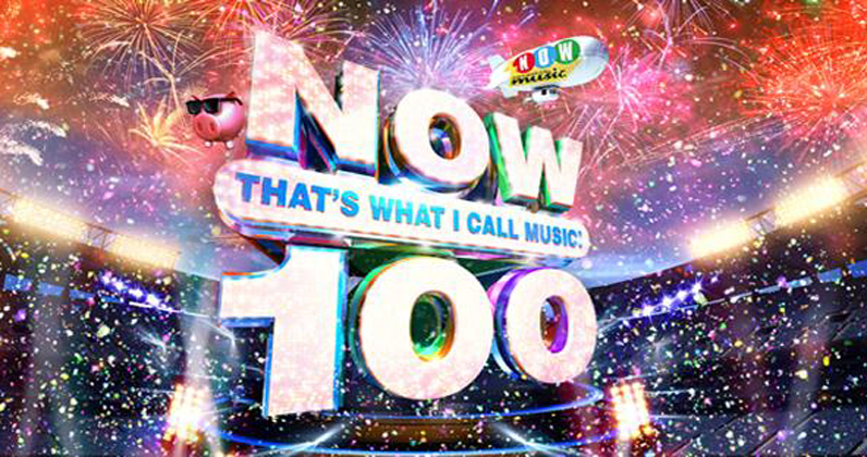 NOW 100 set to be fastest-selling album of 2018