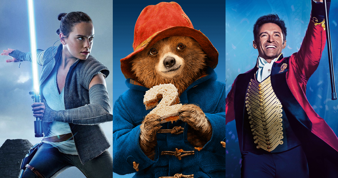 The Official Top 40 biggest DVDs and Blu-rays of 2018 so far