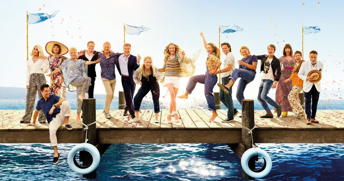 Mamma Mia: Here We Go Again tracklisting revealed