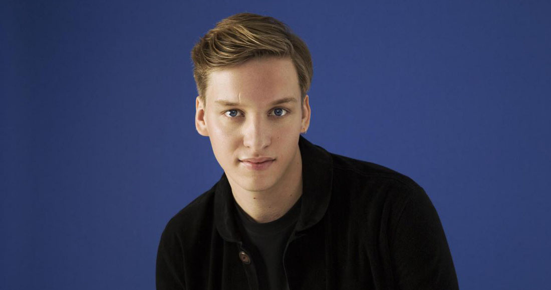 George Ezra scores a third week at Number 1 on the Official Irish Singles Chart