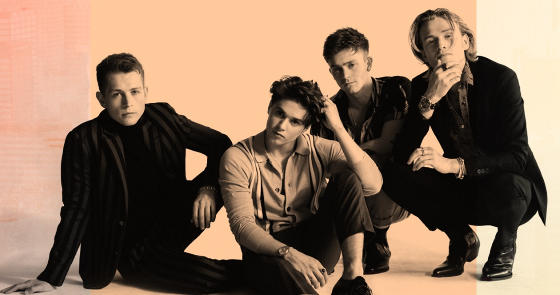 The Vamps' Night and Day album is heading back to Number 1