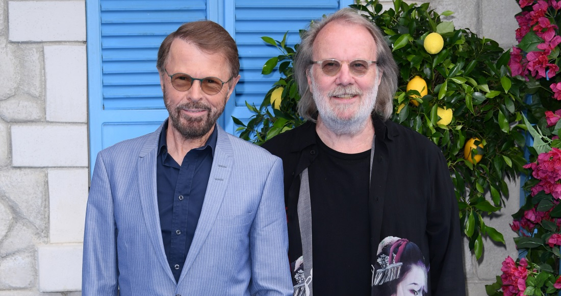 ABBA's Björn Ulvaeus teases the band's two new songs