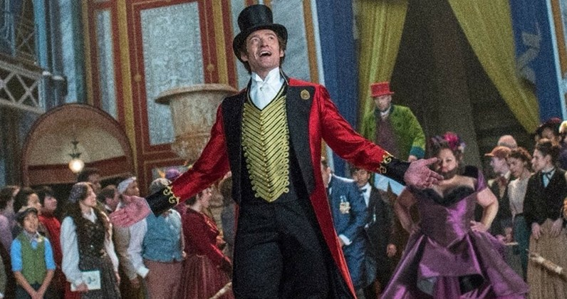 The Greatest Showman Claims Another Record Breaking Week At Number 1
