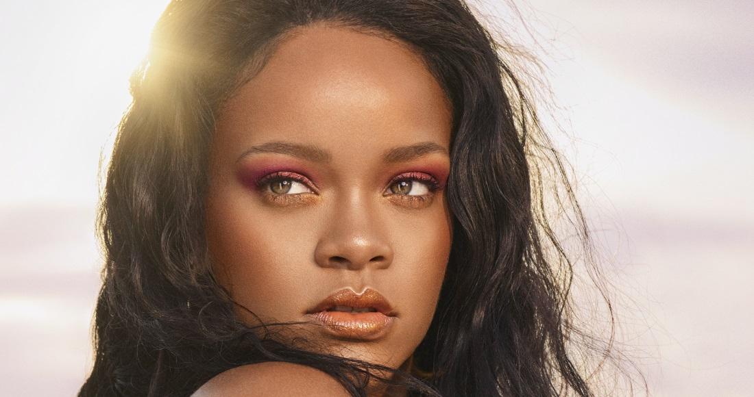 Rihanna Full Official Chart History Official Charts Company
