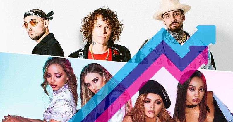 Cheat Codes & Little Mix's Only You is UK's Number 1