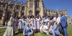 The Kingdom Choir who performed at Prince Harry and Meghan Markle's Royal Wedding sign record deal with Sony Music