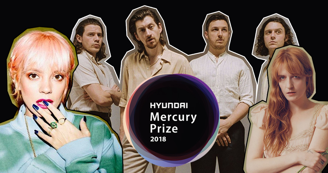 Mercury Prize 2018 shortlist revealed