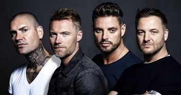 Boyzone release Ed Sheeran co-write Because from their final album Thank You & Goodnight