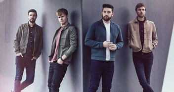 Kodaline perform Worth It from new album Politics Of Living at stunning location in Portugal