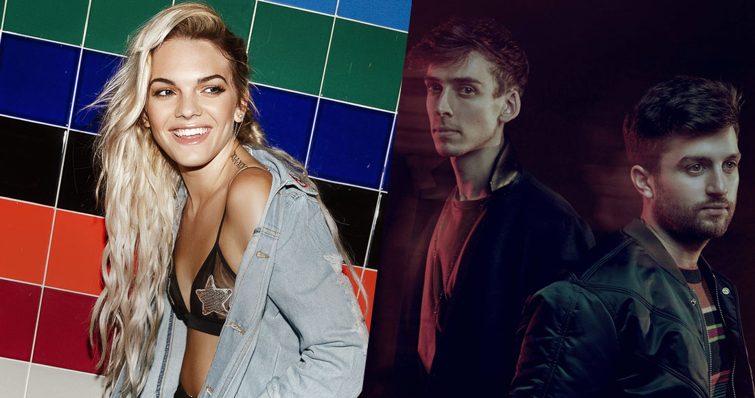 Louisa Johnson teams up with One Bit on new single: First listen preview