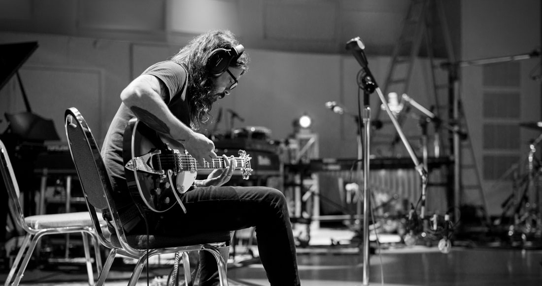 Hear Dave Grohl's New 23-Minute Instrumental,