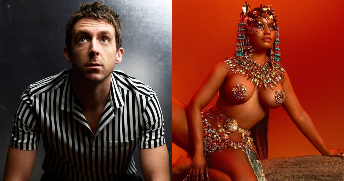 Miles Kane and Nicki Minaj lead charge of new midweek album entries