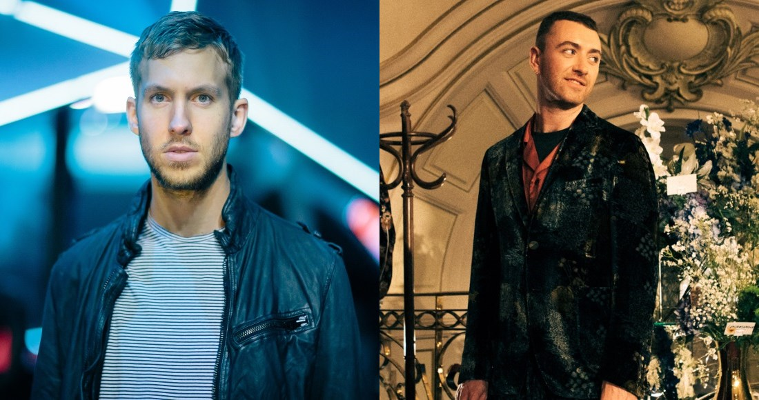Calvin Harris is collaborating with Sam Smith for his new single Promises