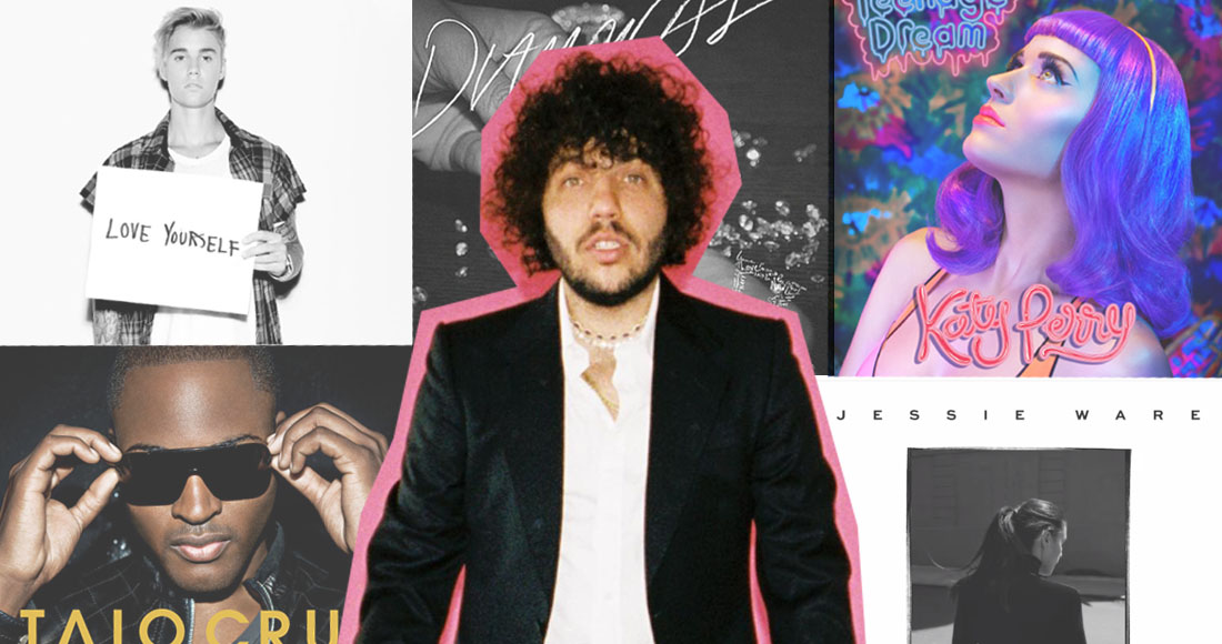 Benny Blanco: The Number 1 singles and fan favourite album tracks by the hit producer