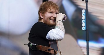 "Ed Sheeran discusses Irish influences on his music: ""The guy who made me wanna write songs is Irish"""