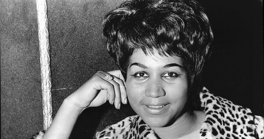 Aretha Franklin: The Queen of Soul's Official UK Chart history in full