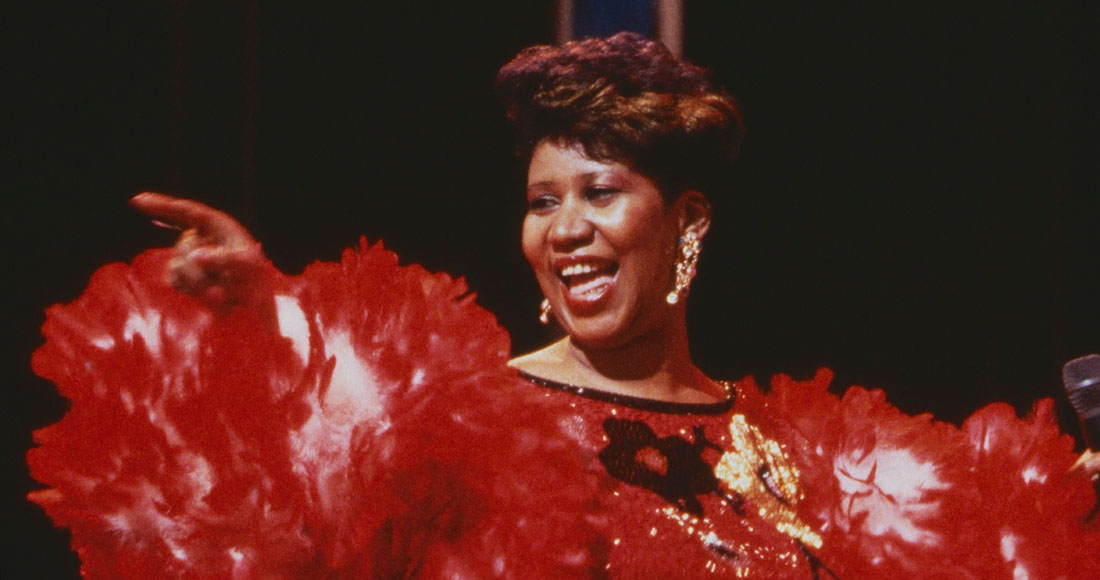 Aretha Franklin's most downloaded and streamed songs