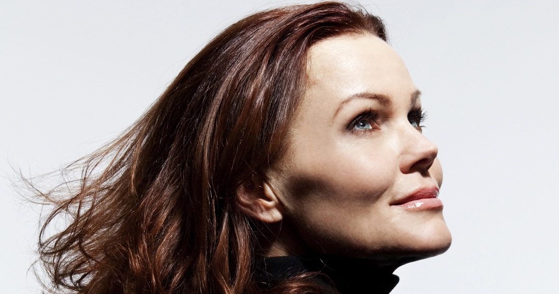Belinda Carlisle complete UK singles and albums chart history