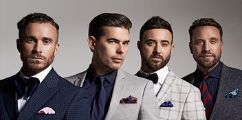 """Grab your Kleenex and your dancing shoes!"" The Overtones talk new album and paying tribute to Timmy Matley"
