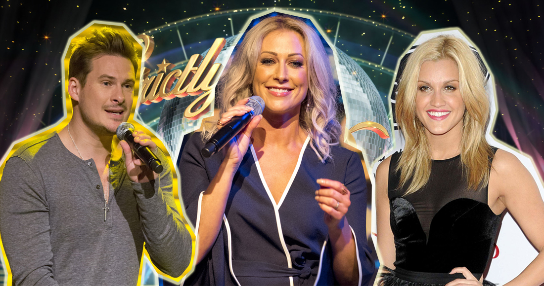 Strictly Come Dancing: Faye Tozer vs. Lee Ryan vs. Ashley Roberts' chart stats