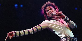 Michael Jackson's Top 60 songs on the Official Chart