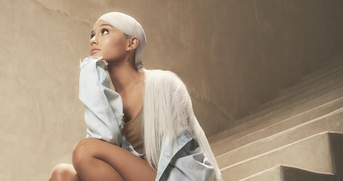 Ariana's Sweetener claims second week at Irish Number 1