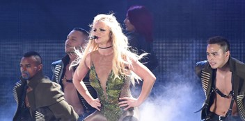 Britney Spears' Piece Of Me show at London's O2 Arena: A dazzling nostalgia-fest