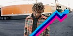 Juice WRLD tops this week's Official Trending Chart with Lucid Dreams