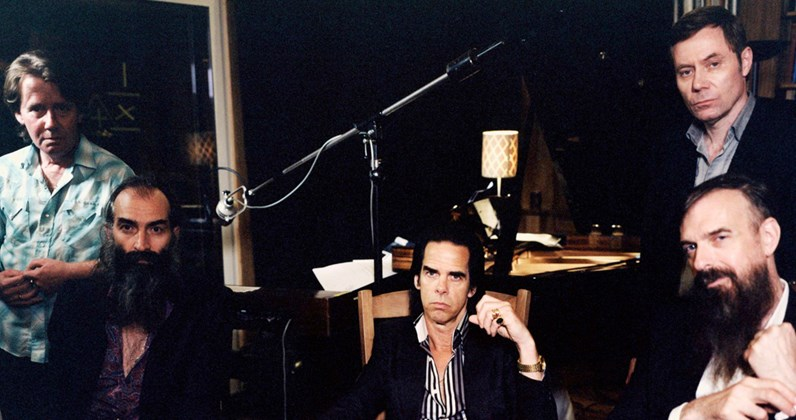 Nick Cave and the Bad Seeds hit songs and albums