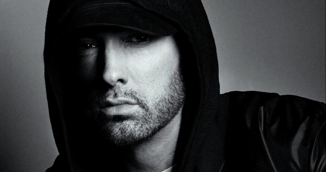 Eminem sets new UK chart record with Kamikaze album