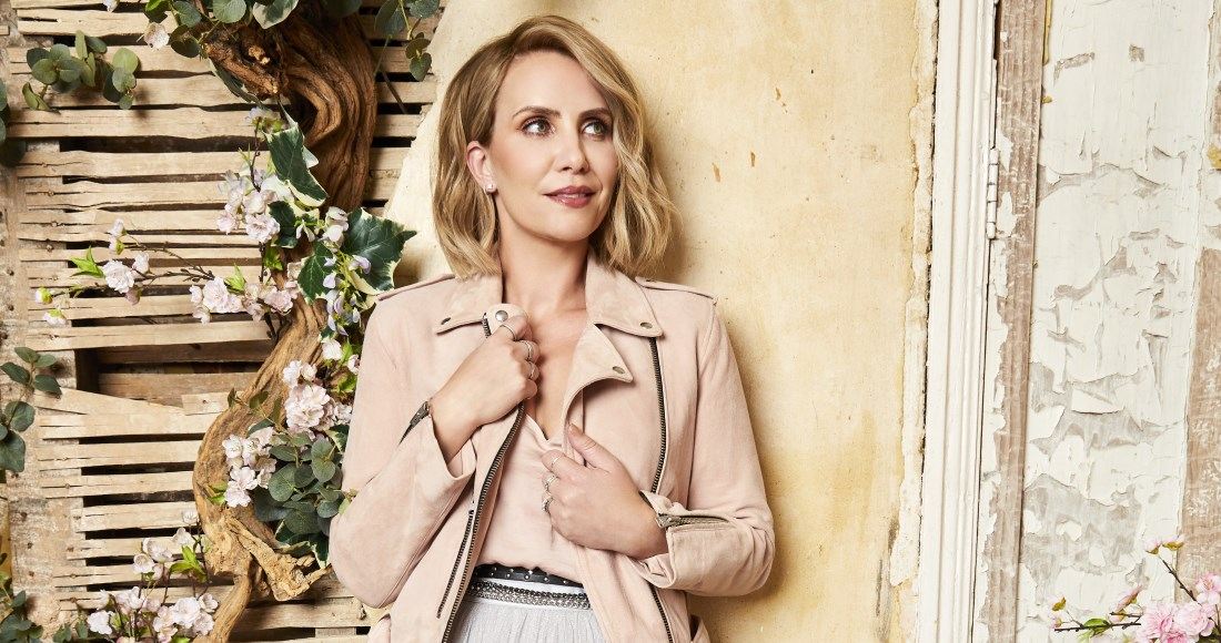 'I'm much happier standing still!' Claire Richards talks going solo from Steps