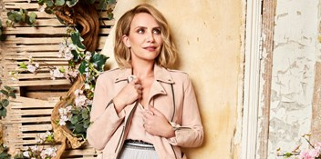 Steps' Claire Richards talks going solo and teaming up with Diane Warren: 'I'm much happier standing still!'